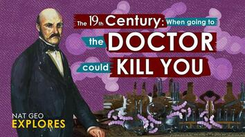 In the 19th century, going to the doctor could kill you