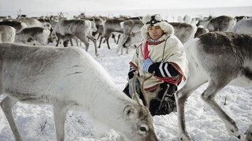 NG Live!: Erika Larsen: The Reindeer People