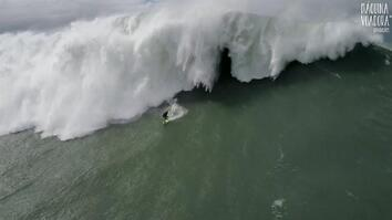Big Ugly: Surfing (and Surviving) Nazaré