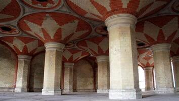Rare Look Inside the Secret Passageway to London's Lost Crystal Palace