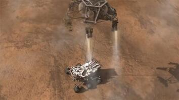 Landing Safely on Mars
