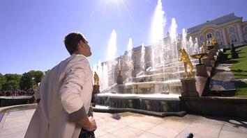 This Russian Palace is Home to 150 Fountains