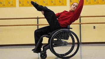 A Tragic Accident Left Her Paralyzed. Now She Dances on Wheels