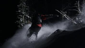 Zero to 60: Night Snowboarding