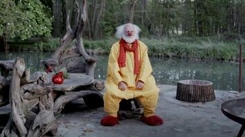 This Clown Philosopher Lives in a Wonderful, Whimsical World