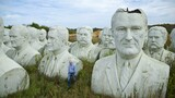 Why Is This Field Full of Huge Presidents?
