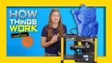 How 3-D Printers Print