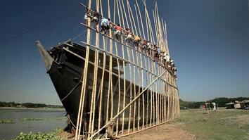 Preserving an Ancient Craft: Building Boats in Bangladesh