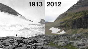 Photo Evidence: Glacier National Park Is Melting Away