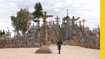 Go Inside Lithuania's Hill of Crosses