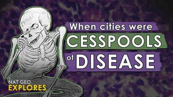 When cities were cesspools of disease