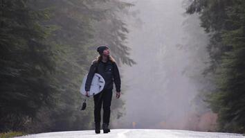 Exploring Vancouver Island's Shrouded Shores and Frigid Waters