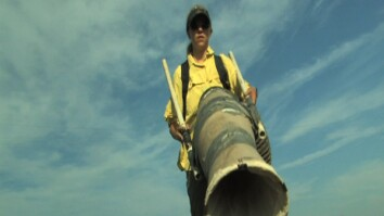 Giant Vacuum to Help Bugs in Oiled Marshes?