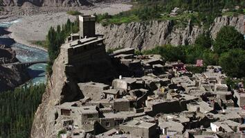 Medieval Forts Restored as Spectacular Hunza Valley Builds Its Future