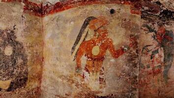 Mysterious Maya Calendar & Mural Uncovered