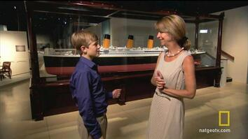Tour the Titanic with the Geo Bee!