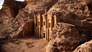 See the Stunning Stone Monuments of Petra