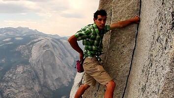 Free Soloing Yosemite