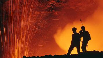 Carsten Peter: Inside the Nyiragongo Volcano