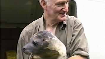 The Gruff Veterinarian and the Seal Pup