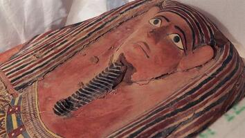 Stolen 2,600-Year-Old Sarcophagus Returns to Egypt
