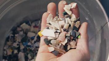 Transforming Ocean Trash Into Beautiful Art