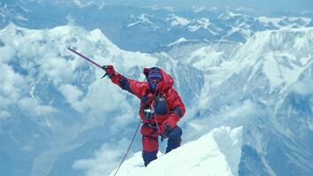 NG Live!: Ed Viesturs: The Will to Climb