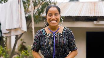 How One Maya Mother Survived Tragedy to Follow Her Dreams