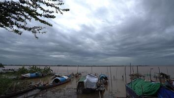 Searching for Giant Catfish Babies on the Mekong