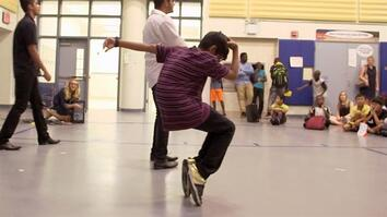 See How Dancing Helps This Young Refugee Feel Welcome in a New Country