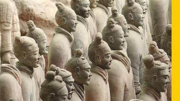 Unearth the Hidden Origin of China's Terra-Cotta Warriors