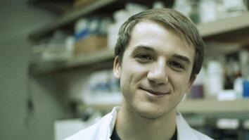 17-Year-Old Cancer Researcher Already Making an Impact