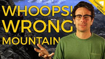 How Not to Climb a Mountain