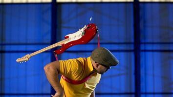 Spinning Guitars