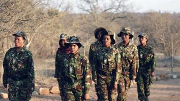 Meet the World's First All-Female Team Created to Combat Poaching