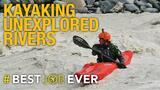 Kayaking Alaska's Newly Discovered River Canyon
