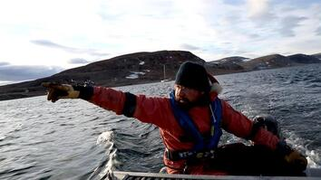 Expedition Braves Arctic Perils for Climate Science