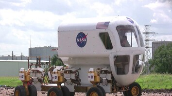 New NASA Moon Rover Revealed