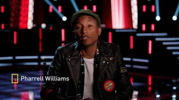 Pharrell's Nat Geo Bee Question