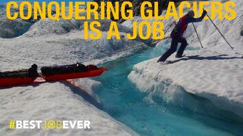 Conquering the World's Largest Glaciers