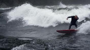 Zero to 60: River Surfing