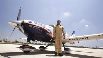 NG Live!: Barrington Irving: Teaching From the Skies