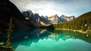 Mesmerizing Time-Lapse of Canada's First National Park