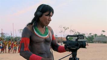 "Amazon Tribe: ""Video Is Our Bow. It's Our Weapon."""