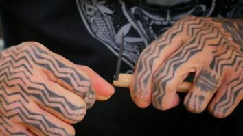 Learning the Art of Traditional Tattooing on the Cook Islands