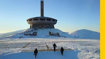 Buzludzha: Bulgaria's Otherworldly Monument