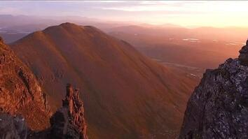 Stunning Drone Footage: Soar Above Wild Scotland