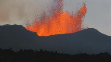 Volcano Super-Team Studies Iceland Eruptions