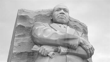 Watch: The Martin Luther King, Jr., Memorial Up Close