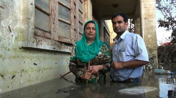 20 Days Later, Their Home Was Still Flooded